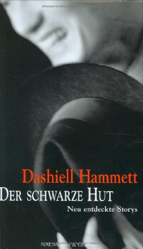 Der schwarze Hut. (9783625209119) by Dashiell Hammett