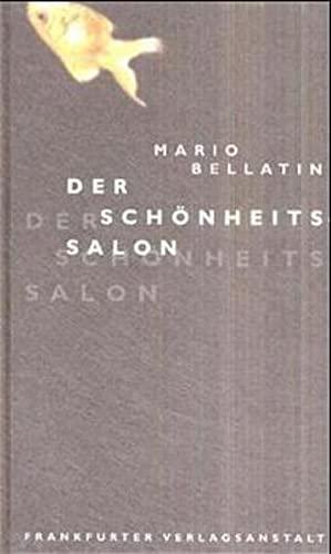 9783627000882: Der Schönheitssalon.