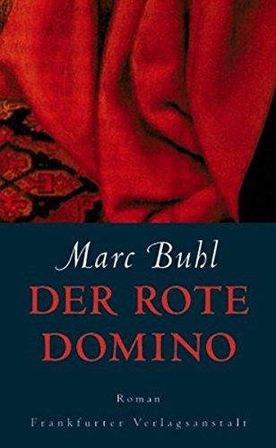 9783627000981: Der rote Domino. Roman.