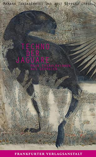 9783627001926: Techno der Jaguare