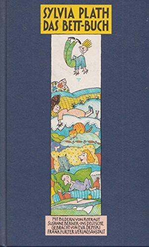 Das Bett- Buch - Plath, Sylvia