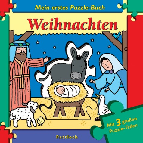 Mein erstes Puzzle- Buch - Weihnachten. (362900282X) by Vera Hausmann; Maureen Roffey