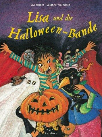 9783629009005: Lisa und die Halloweenbande