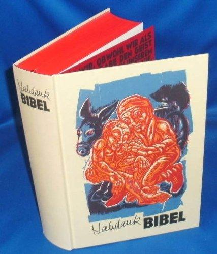 9783629010414: Bibelausgaben, Die Bibel, Habdank-Bibel