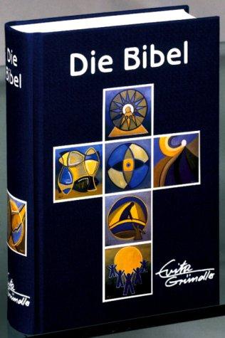 9783629010667: Bibelausgaben, Die Bibel, Gesamtausgabe in der Einheitsübersetzung mit Bildern von Evita Gründler