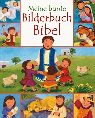 9783629014160: Meine bunte Bilderbuch-Bibel