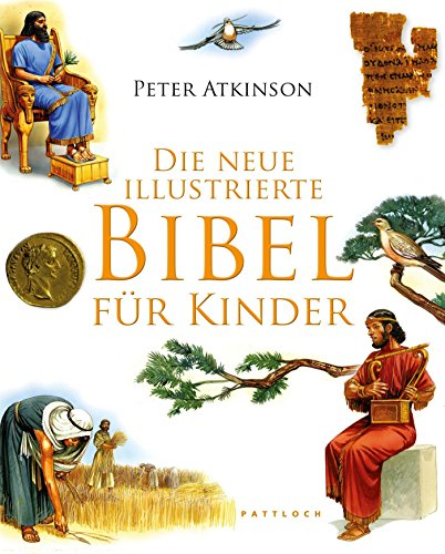 9783629014801: Die neue illustrierte Bibel für Kinder