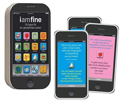 I am fine: 16 Apps für ein glückliches Leben
