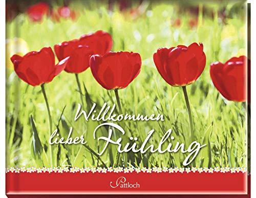 9783629106995: Willkommen lieber Frühling!