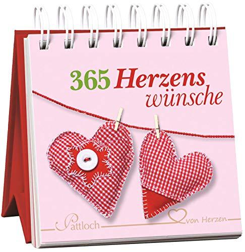 365 Herzenswünsche: Pattloch Geschenkbuch