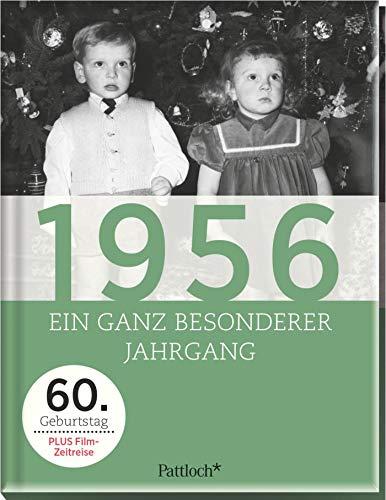 1956 - Ein ganz besonderer Jahrgang: Jahrgangsbücher - Die Geschenkidee!