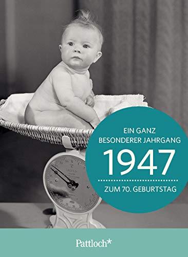 9783629112644: 1947 - Ein ganz besonderer Jahrgang Zum 70. Geburtstag: Jahrgangs-Heftchen mit Kuvert