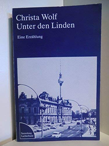 9783630612492: Unter Den Linden (German Edition)