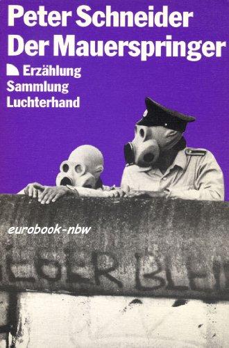 9783630614724: Der Mauerspringer (German Edition)