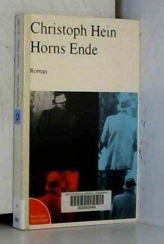 9783630616995: Horns Ende (German Edition)