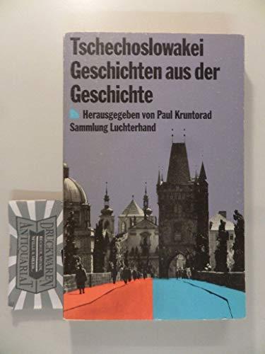 9783630619583: Tschechoslowakei - Geschichten aus der Geschichte