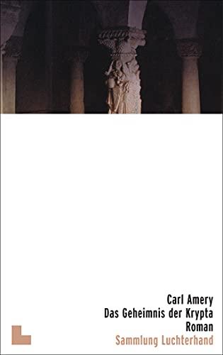 9783630620473: Das Geheimnis der Krypta