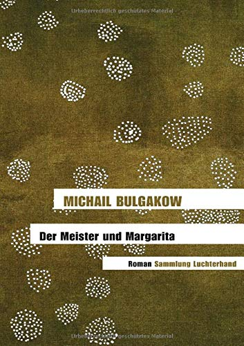 9783630620930: Der Meister Und Margarita (German Edition)