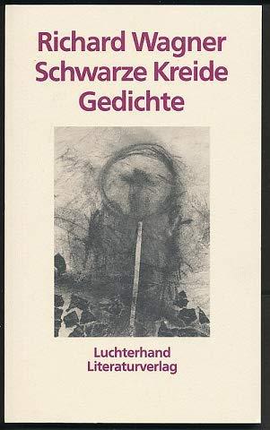 9783630867595: Schwarze Kreide: Gedichte