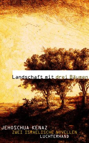 9783630871370: Landschaft mit drei Bäumen. Erträge und Probleme der Forschung.