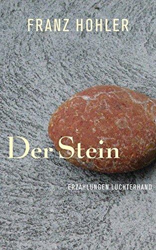 9783630873619: Der Stein