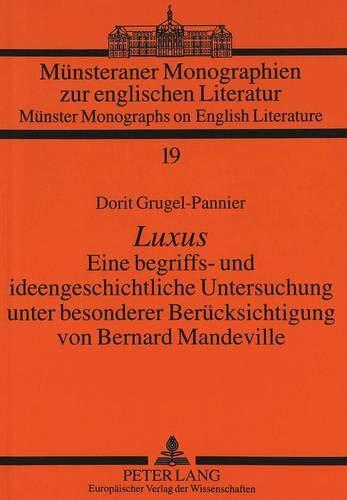 Luxus: Dorit Grugel-Pannier