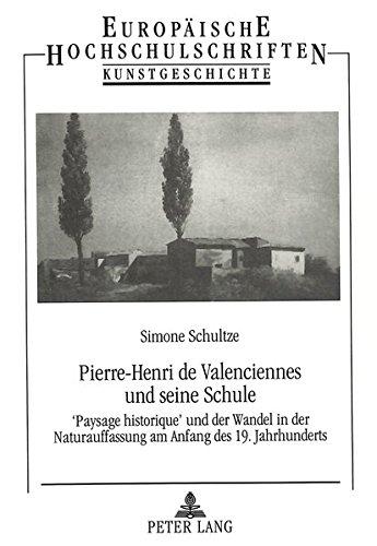 Pierre-Henri de Valenciennes und seine Schule: Simone Schultze