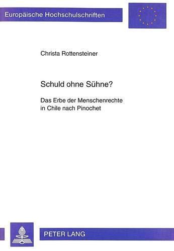 Schuld ohne Sühne?: Christa Rottensteiner