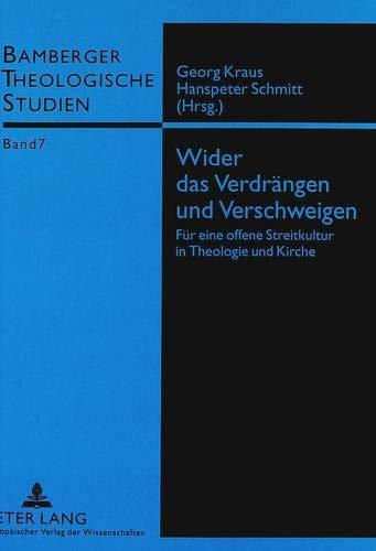 Wider das Verdrängen und Verschweigen: Georg Kraus