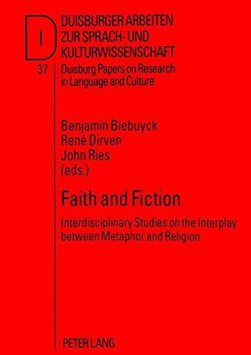 Faith and Fiction: Interdisciplinary Studies on the
