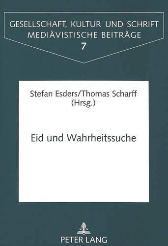 Eid und Wahrheitssuche: Stefan Esders