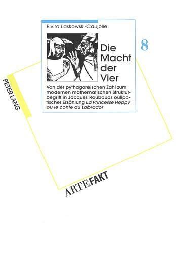 Die Macht Der Vier: Von Der Pythagoreischen Zahl Zum Modernen Mathematischen Strukturbegriff in ...