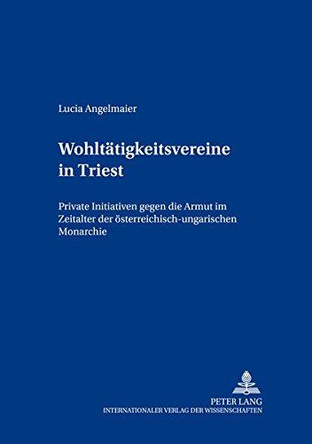 Wohltätigkeitsvereine in Triest: Lucia Angelmaier
