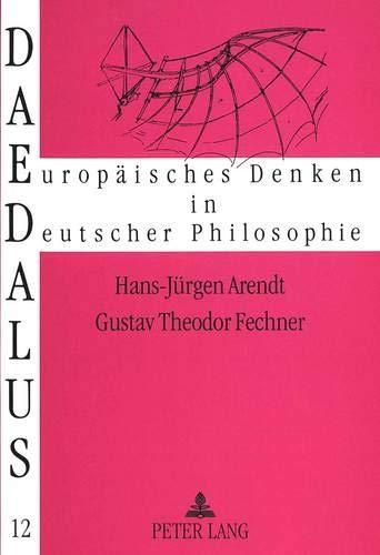 Gustav Theodor Fechner: Hans-Jürgen Arendt