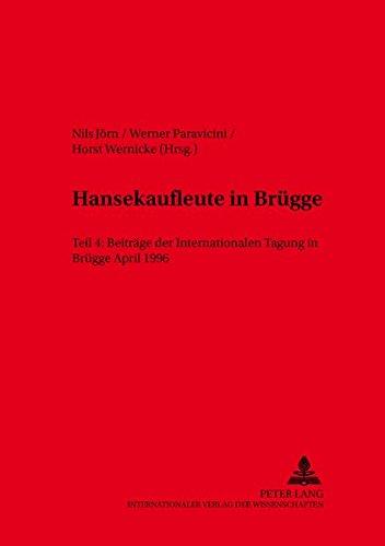 Hansekaufleute in Brügge: Nils Jörn