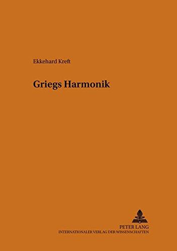 Griegs Harmonik: Kreft, Ekkehard