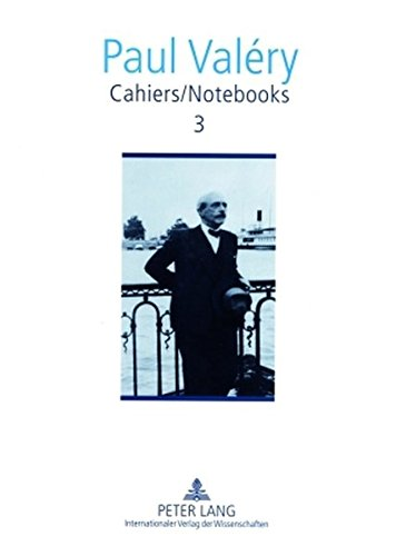 9783631367643: Cahiers / Notebooks 3