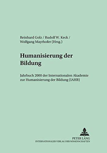 Humanisierung der Bildung- Jahrbuch 2000 ??????????? ???????????- ????????? 2000- Humanization of ...