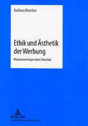 Ethik und Ästhetik der Werbung: Barbara Könches