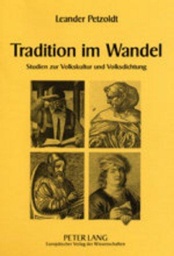 Tradition im Wandel: Leander Petzoldt