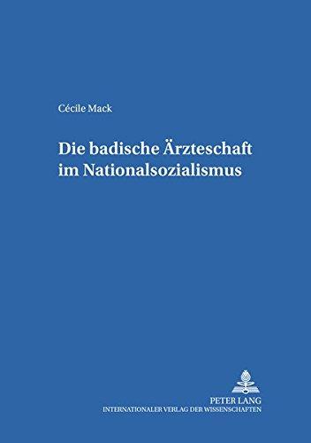 Die badische Ärzteschaft im Nationalsozialismus: Mack, Cécile