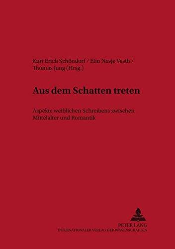 Aus dem Schatten treten: Kurt Erich Schöndorf