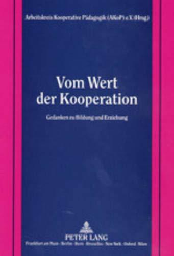 Vom Wert der Kooperation: Anette Kracht
