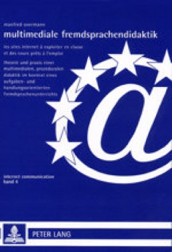 Multimediale Fremdsprachendidaktik Les sites Internet à exploiter: Overmann Manfred