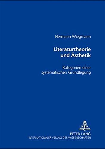 Literaturtheorie und Ästhetik: Hermann Wiegmann