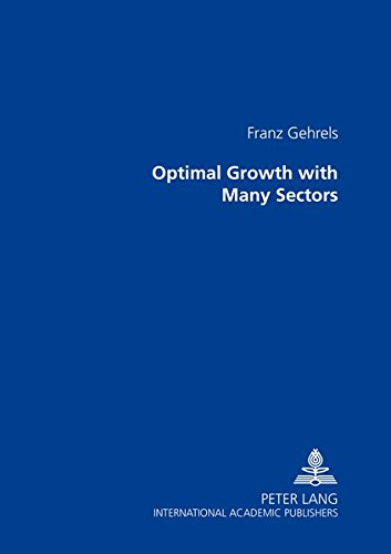 Optimal Growth with Many Sectors