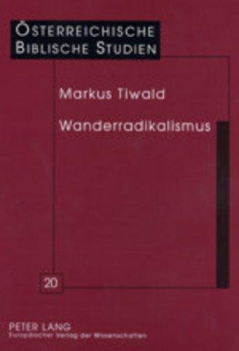 Wanderradikalismus: Markus Tiwald