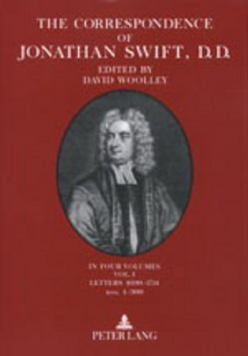 9783631408322: The Correspondence of Jonathan Swift, D.D. Volume III: Letters 1726-1734. Nos. 701-1100