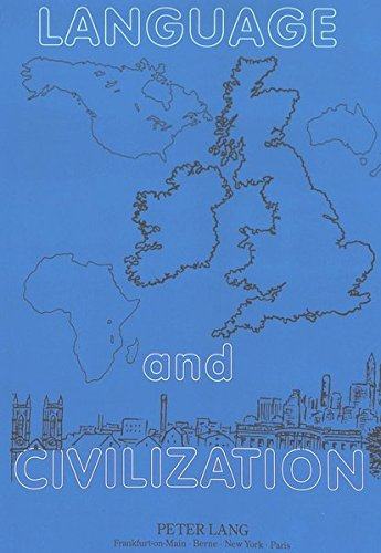 Language and Civilization. Volume 1.