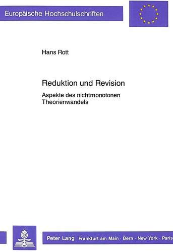 Reduktion und Revision.: Rott, Hans: